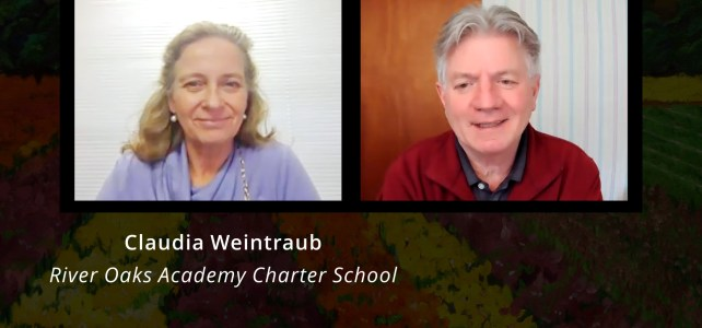 Claudia Weintraub, River Oaks Academy Charter School