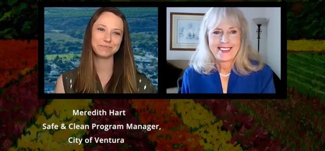 Merideth Hart, Addressing Ventura Homelessness
