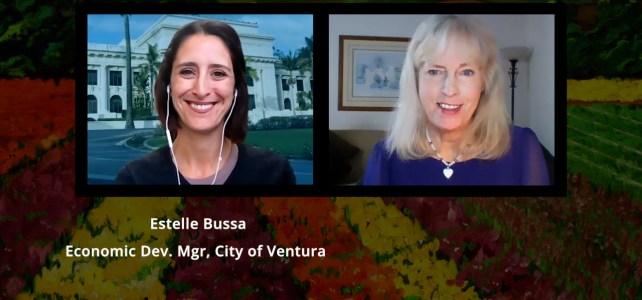 Estelle Bussa, City of Ventura