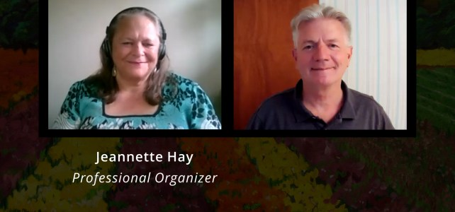 Jeannette Hay, author of Getting Out From Under
