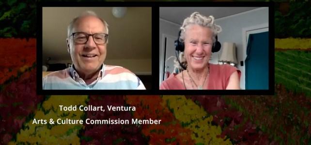 Todd Collart, Ventura Arts & Culture Commission