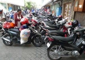 scooters Bali
