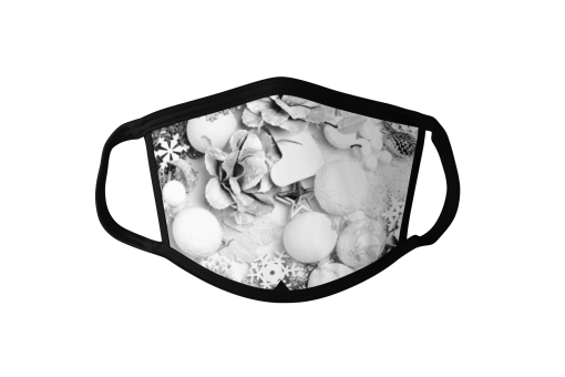 White Snow Face Mask Winter Face Mask
