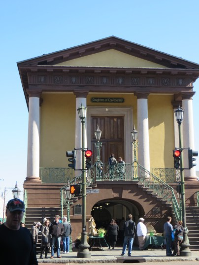 Confederate Museum, above the Charleston City Market