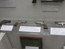 Tiny pistols