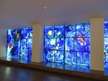 Chagall's Windows