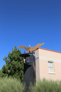 New Mexico's Eternal Flame - Dedicated to the the 200th Regiment