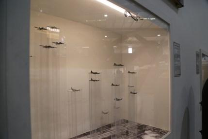 Flight formation model