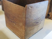 Bentwwood Boxes - waterproof storage boxes that were used for storage and to cook in!