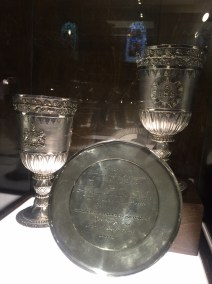 Chalices and Paten