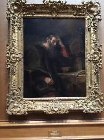The Apostle Paul - Rembrandt