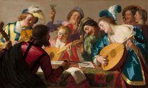 The Concert - Van Honthorsts