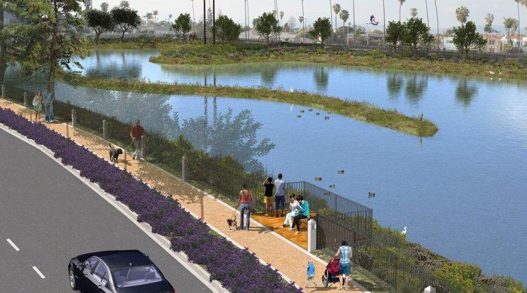 Oxford Basin Multi-use Enhancement Project