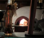 A wood-fired oven is a must for authenticity.