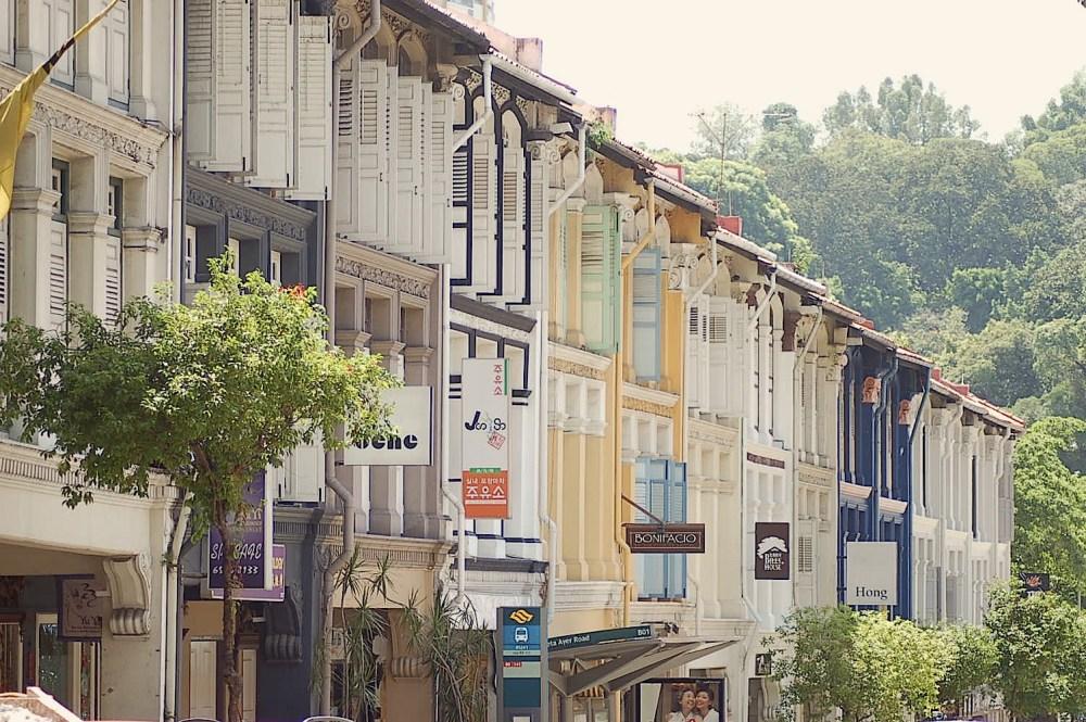 Peranakan Houses of Singapore (3/6)