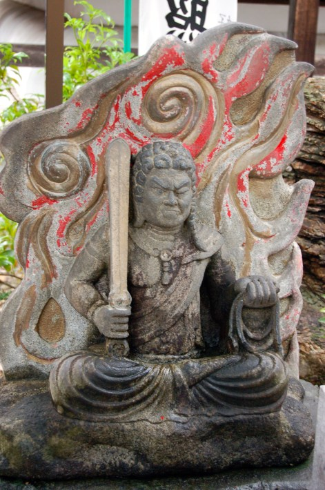 Statue of Kobo Daishi