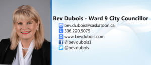 Bev Dubois, Ward 9 City Councillor