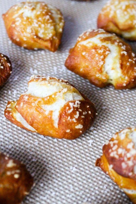Pretzel Bites Easy Appetizer Recipe