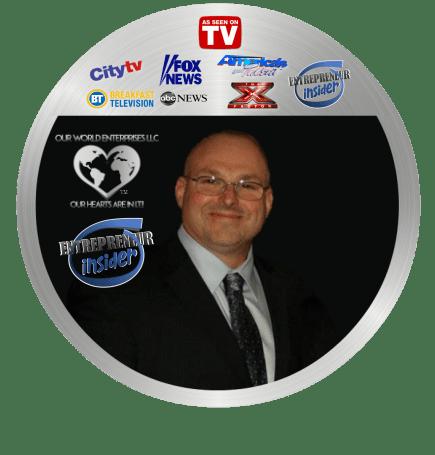 David Don Hobley, Entrepreneur Insider, Founder & CEO, Our World Enterprises LLC & Subsidiaries