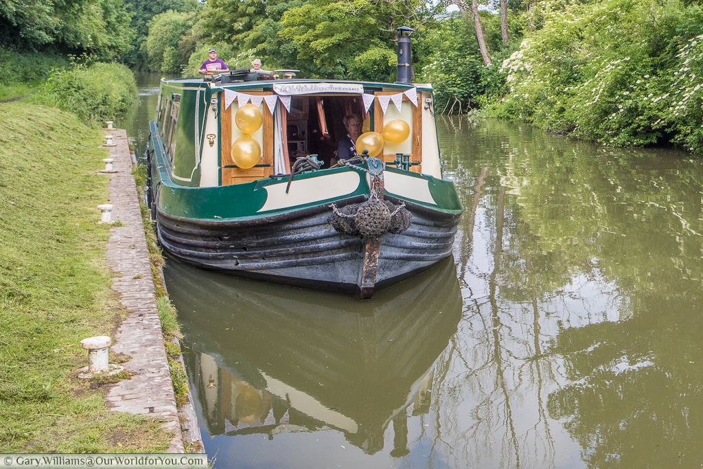 The Kennet & Avon Canal trip - Our World for You