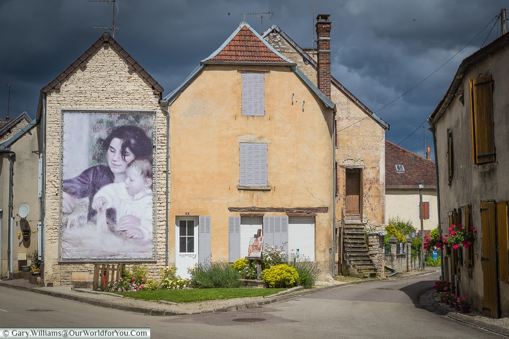 Gabrielle and Jean, Renior, Essoyes, France