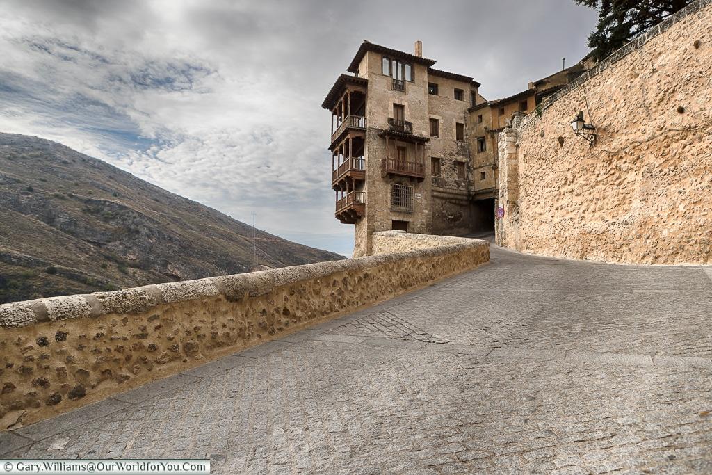Casas Colgadas, Cuenca, Spain