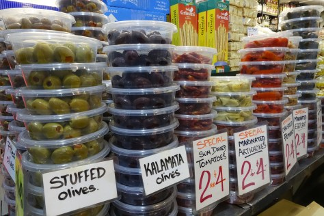 Various Olives