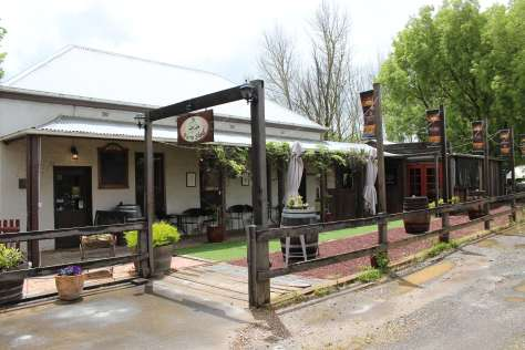 The Farm Shed Wine Bar and Restaurant