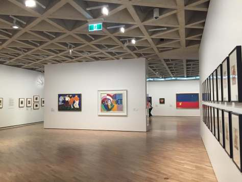 Canberra art gallery