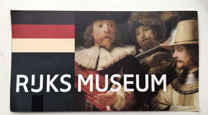 Rembrandt, the Renaissance and the Rijksmuseum