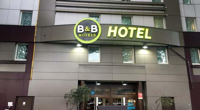 BB Hotel Paris Porte De La Villette Ourworldinreview - Bandb hôtel paris porte de la villette paris