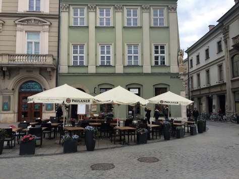 With so many food options in Krakow. Try La Grande Mamma in the old town's main square