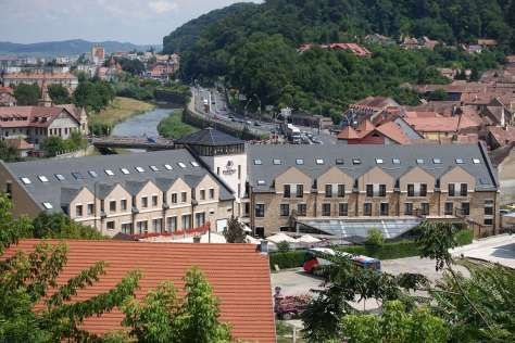 The Doubletree by Hilton Sighisoara