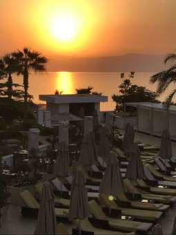 Where to stay at the Dead Sea