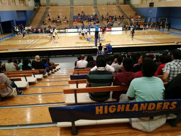 UCR Volleyball