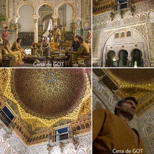 Salón de Embajadores Del Real Alcázar de Sevilla