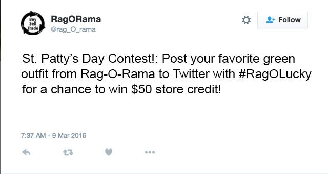 Rag-O-RamaTweet