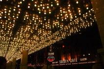 Champagne Lights of Plaza Hotel, Glitter Gulch (Fremont)