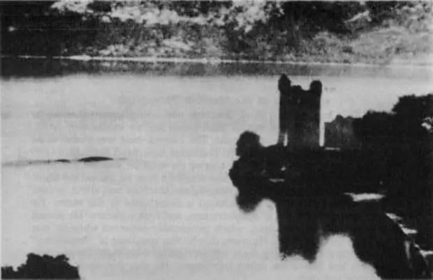 Loch Ness Monster, Urquhart Castle