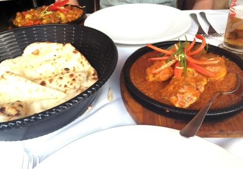 Mumbai Lounge York curry
