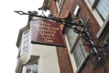 The Antiques Centre York