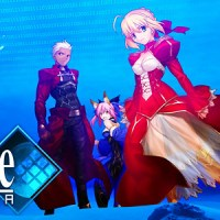 Fate Extra 4th elimination match