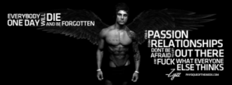 How to Look Like Zyzz Without Drugs - Acquire Aesthetics!