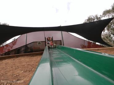 playing-big-slide-at-nhill-800x600