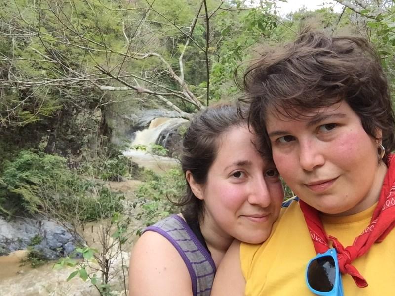 Mexico hike