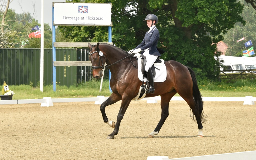 Try out your regionals test at special Hickstead unaffiliated show