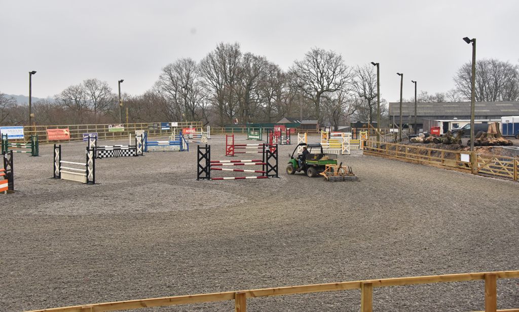Petley to become East Sussex dressage hot spot