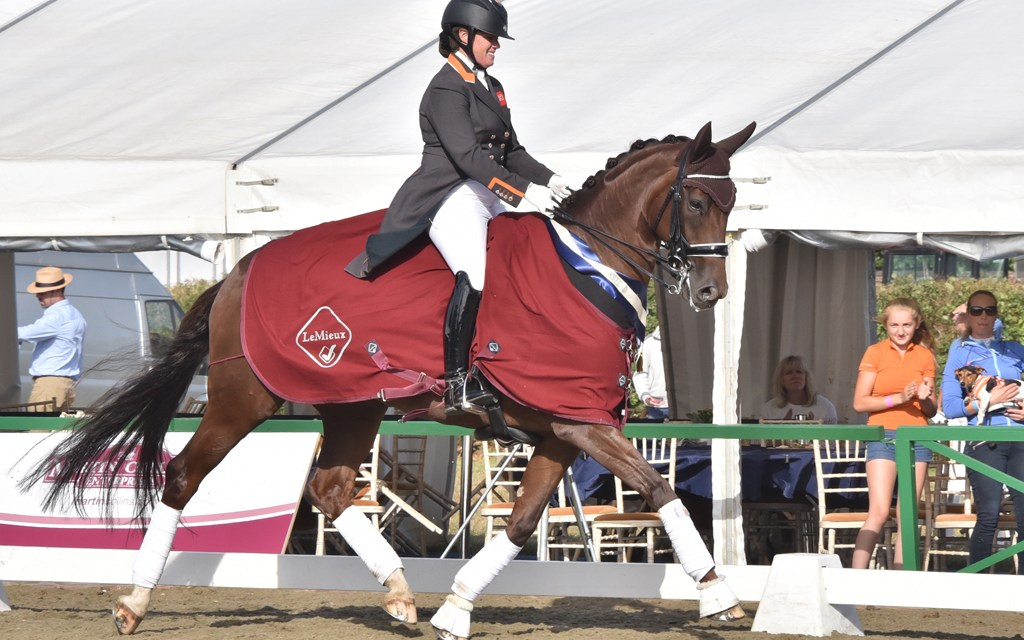 Dressage results: Hickstead International Nations CupCDIO3* and British YH Championships, 25-29 July, Day 4
