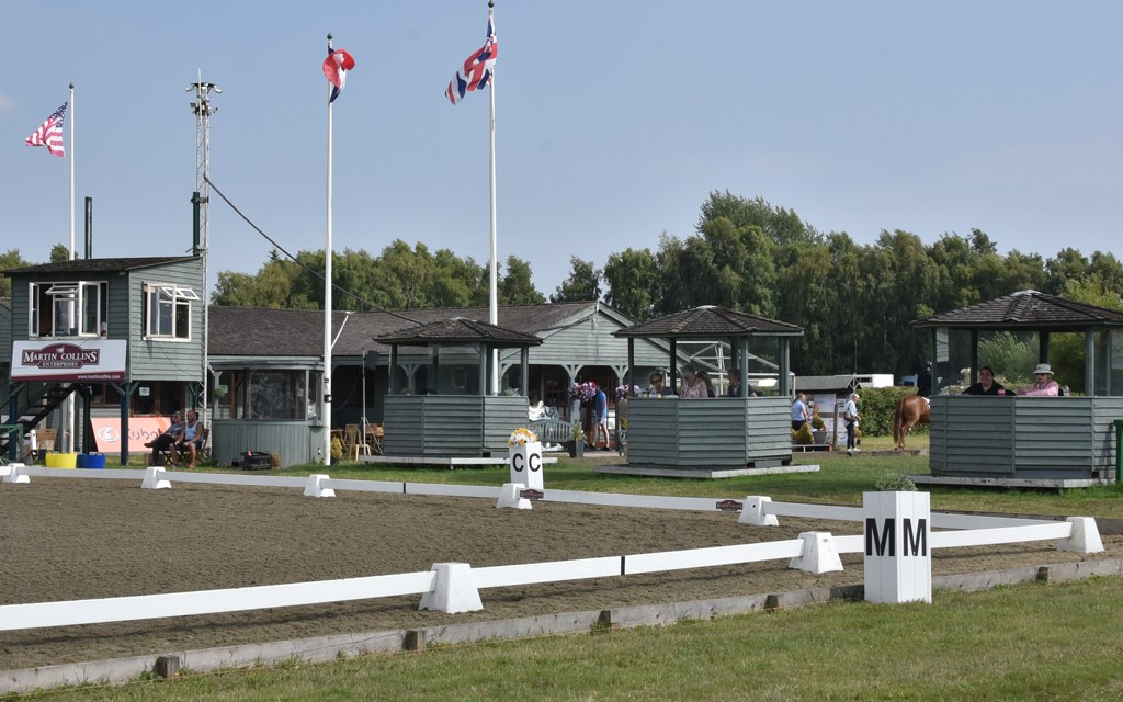 Dressage results: Hickstead Summer Regionals (13-15 July)