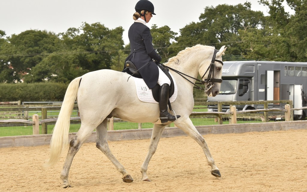 Dressage results: Colgate Dressage (Priory), Surrey